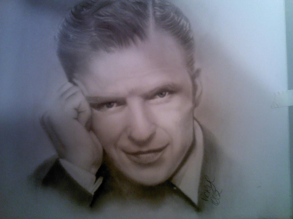 Frank Sinatra por tikkileo